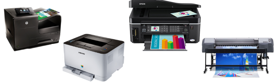 HP Printers and Multifunction